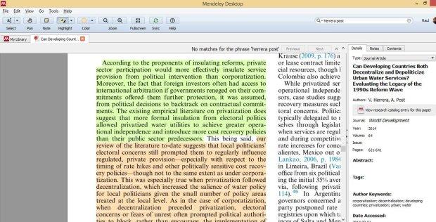 screenshot of pacheco-vega they say i say sample